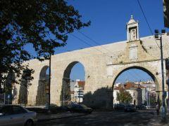 COIMBRA aquaduct